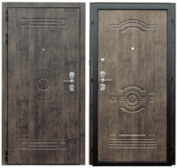 входная металлическая дверь Зенит 8