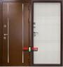 входная металлическая дверь Гарда Изотерма