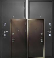 входная металлическая дверь модель Гарда S3 уличная