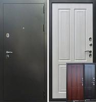 входная металлическая дверь Кондор Изотерма Серебро