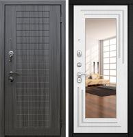 входная металлическая дверь модель Гарда S7 с зеркалом
