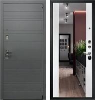 входная металлическая дверь Гранит С9 с зеркалом