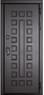 входная металлическая дверь МД-30 зеркало