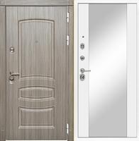входная металлическая дверь Дива МД-42 зеркало