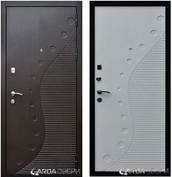 входная металлическая дверь Бастион 3D