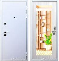 входная металлическая дверь модель Гарда S12 с зеркалом