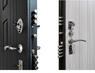 входная металлическая дверь Гранит Т3Люкс